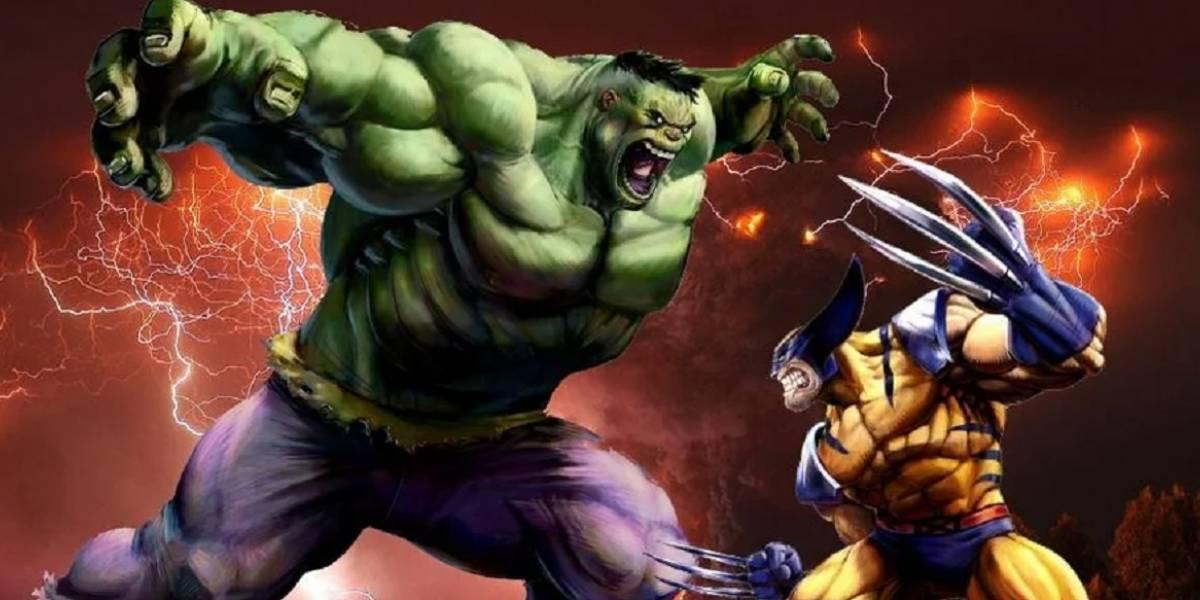 Hulk vs. Wolverine: la batalla que ilusiona a Mark Ruffalo
