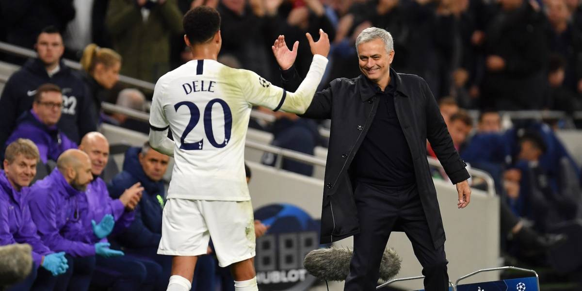 Mourinho y Tottenham consuman su primer milagro juntos