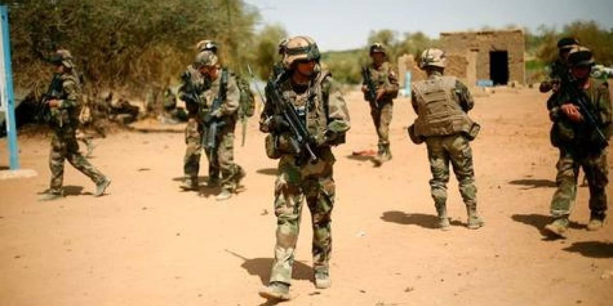 Mali: mueren 13 soldados en choque de helicópteros