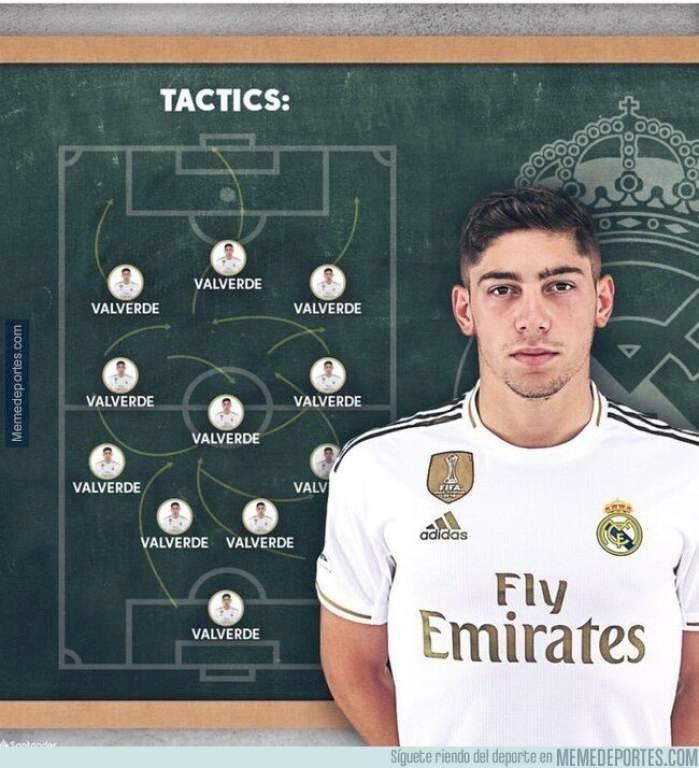 Meme 6, Real Madrid vs PSG