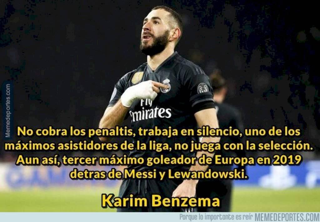 Meme 7, Real Madrid vs PSG