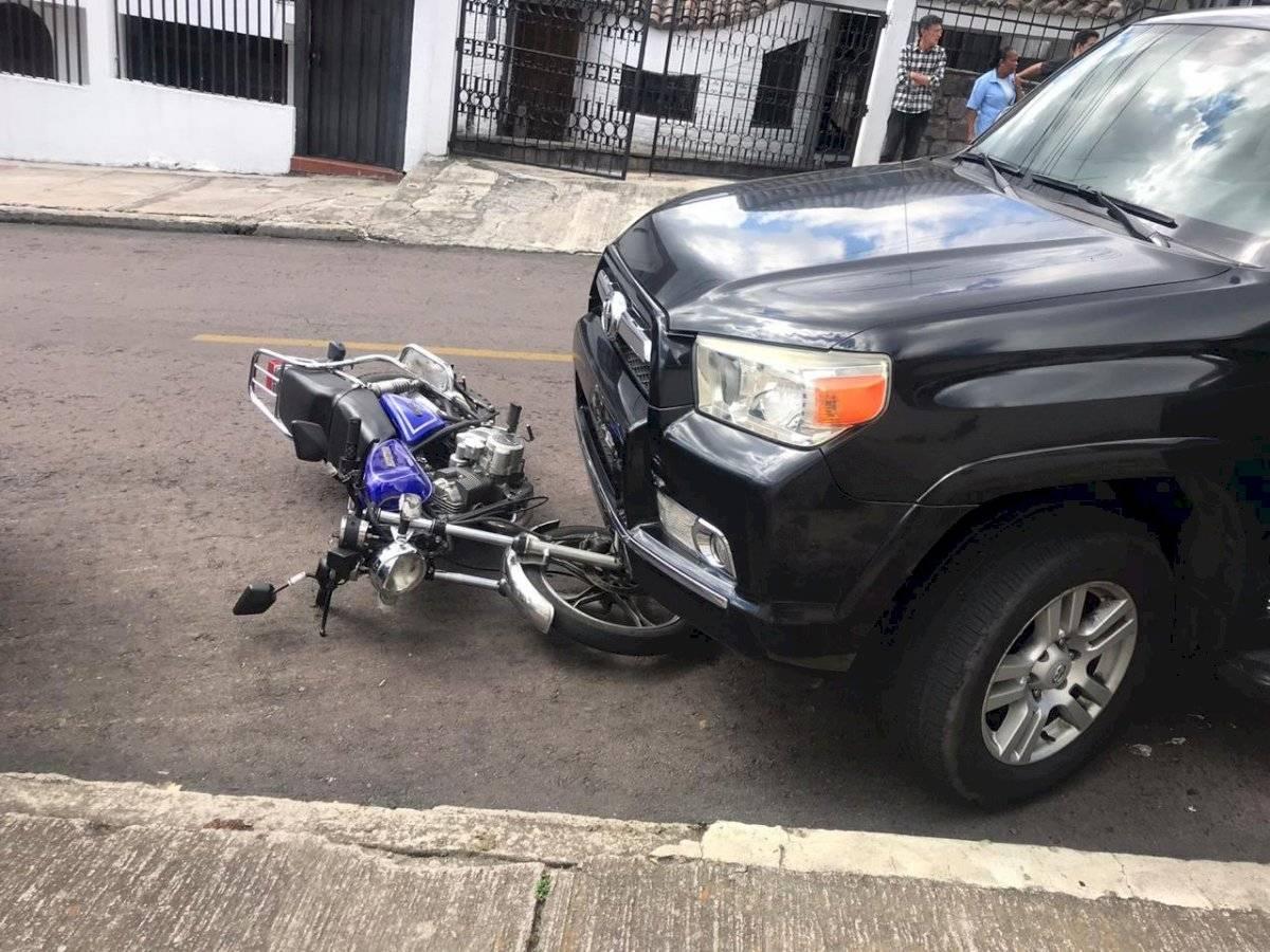 Asalto en Quito