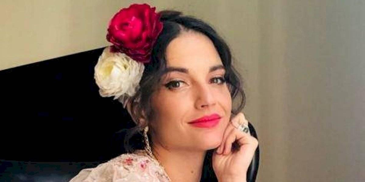 Artista española Natalia Jiménez canta esta noche en RD