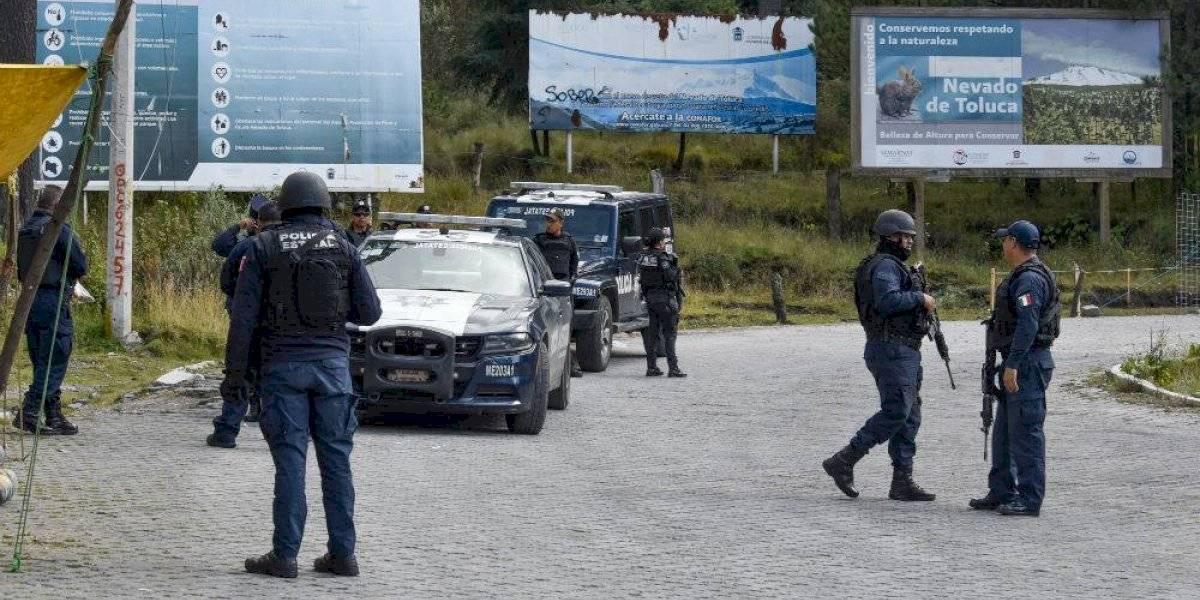 Incrementará seguridad en Nevado de Toluca: Del Mazo