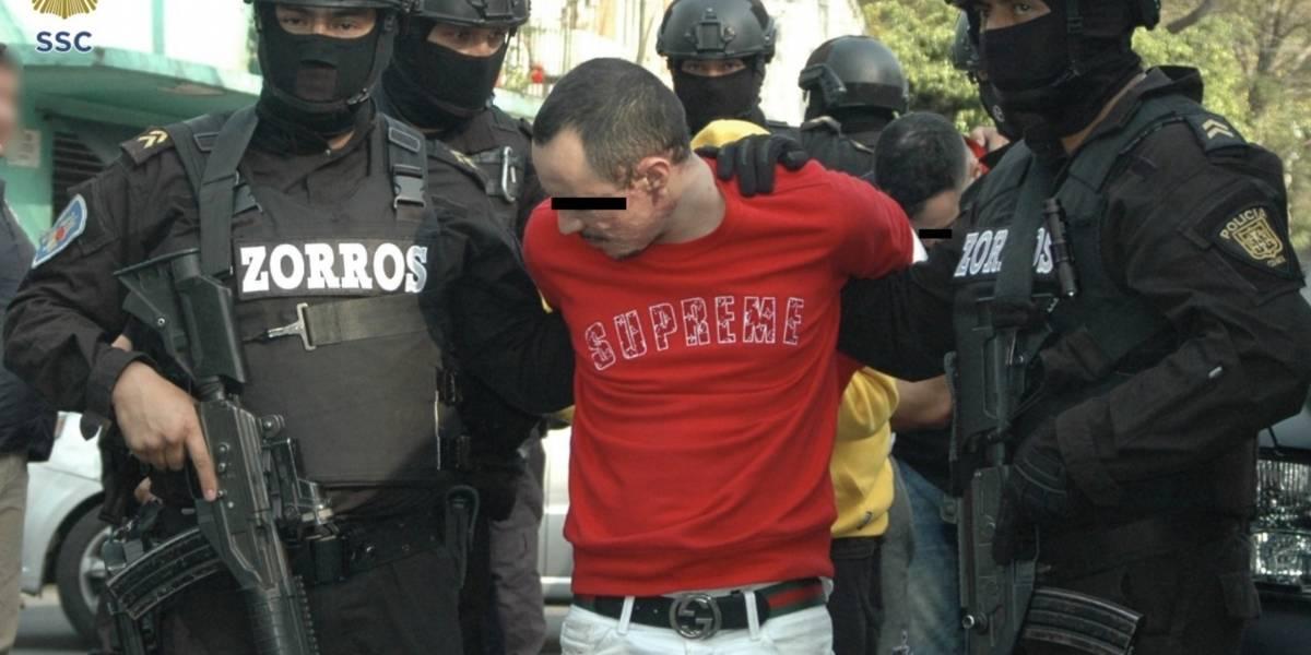 """Cae """"El Bandido"""", segundo al mando de la Unión de Tepito"""