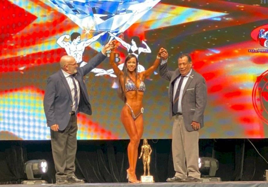 Pamela Sosa y Hellen Ortiz brillan en Cancún