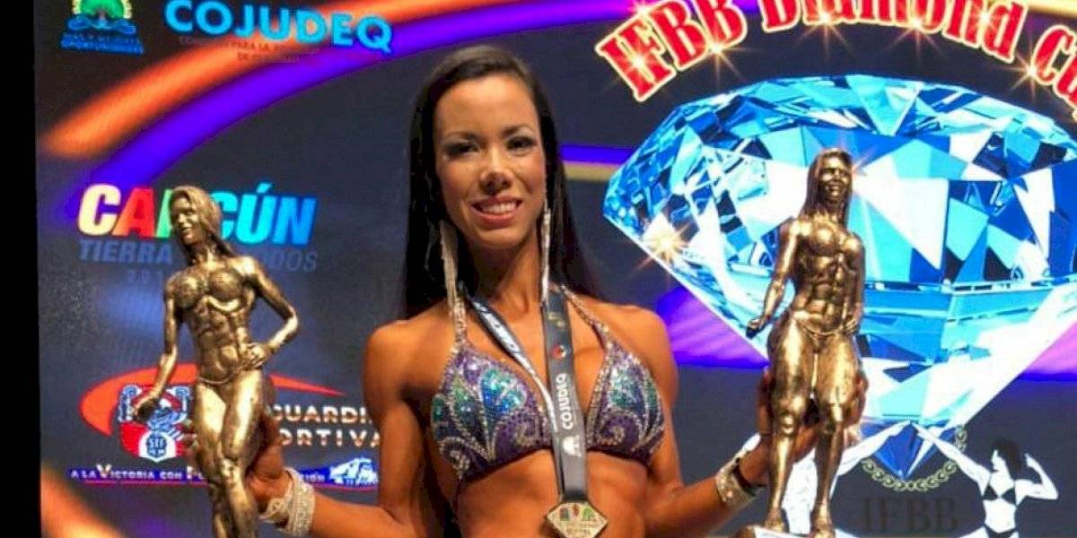 Guatemaltecas Pamela Sosa y Hellen Ortiz se coronan en Cancún