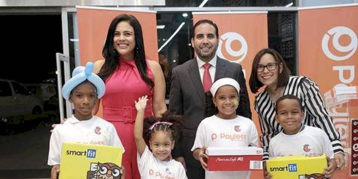 #TeVimosEn: Payless regala sonrisas a niños de la Red Misericordia y Aprender y Crecer