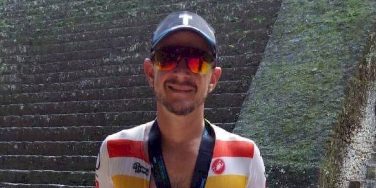 Peter Zimeri conquista el triatlón Gran Jaguar Tikal 70.3