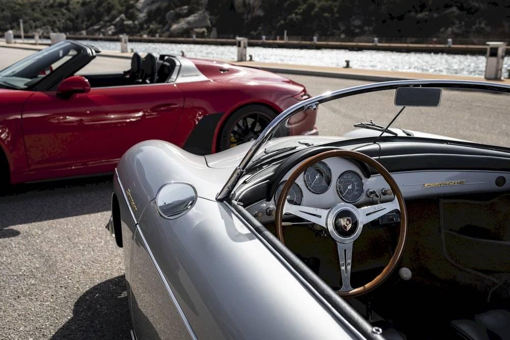Porsche 356 - 911 Speedster