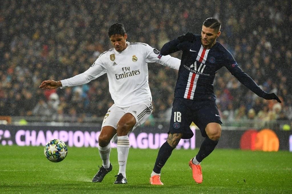 Real Madrid vs PSG, Champions