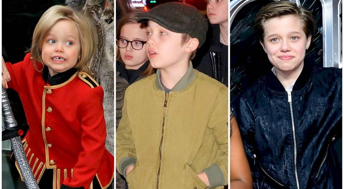Así ha sido la evolución de Shiloh a John: la hija de Angelina y Brad Pitt