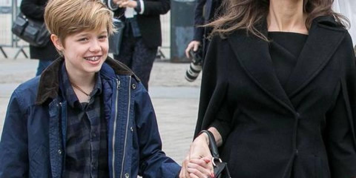 De Shiloh a John: así ha sido la evolución del hijo de Angelina Jolie y Brad Pitt