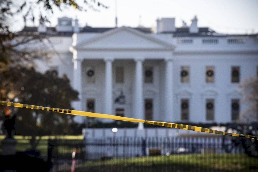Cierre de la Casa Blanca