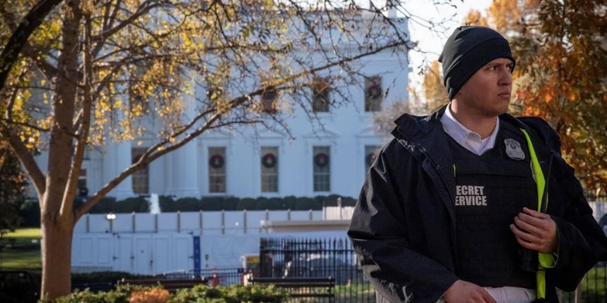 Sobrevuelo de avión provoca cierre de la Casa Blanca