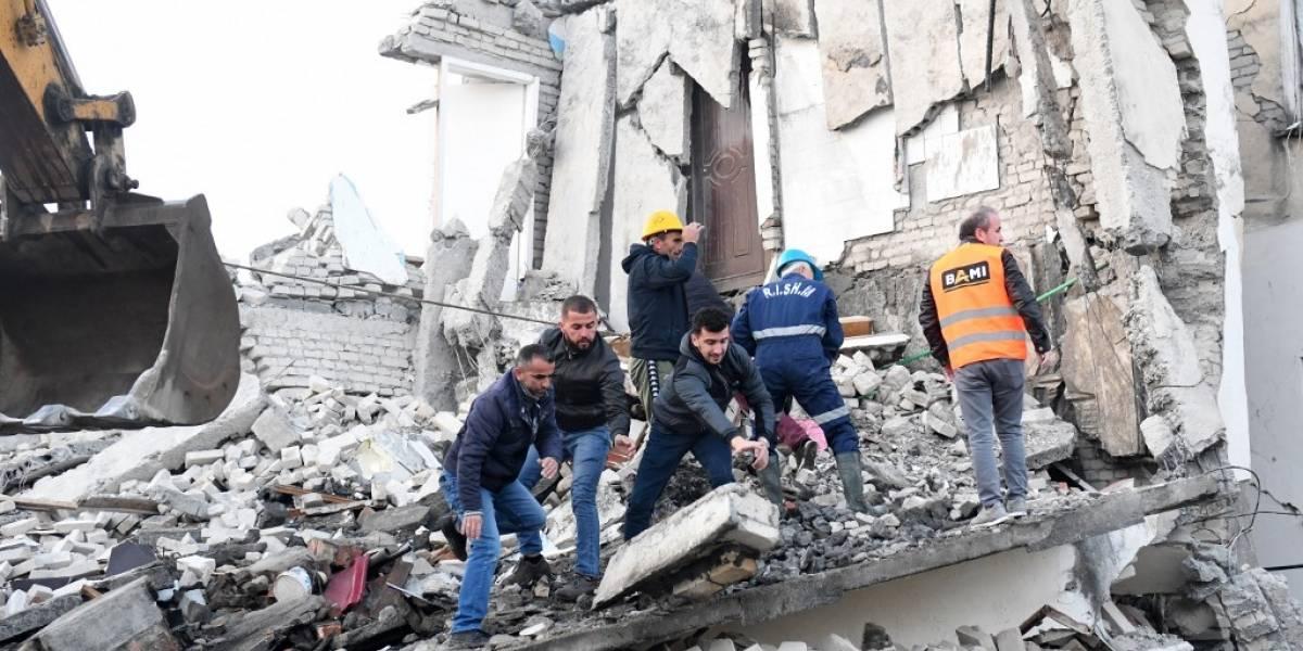 VIDEO. Terremoto deja más de10muertos y cuantiosos daños en Albania