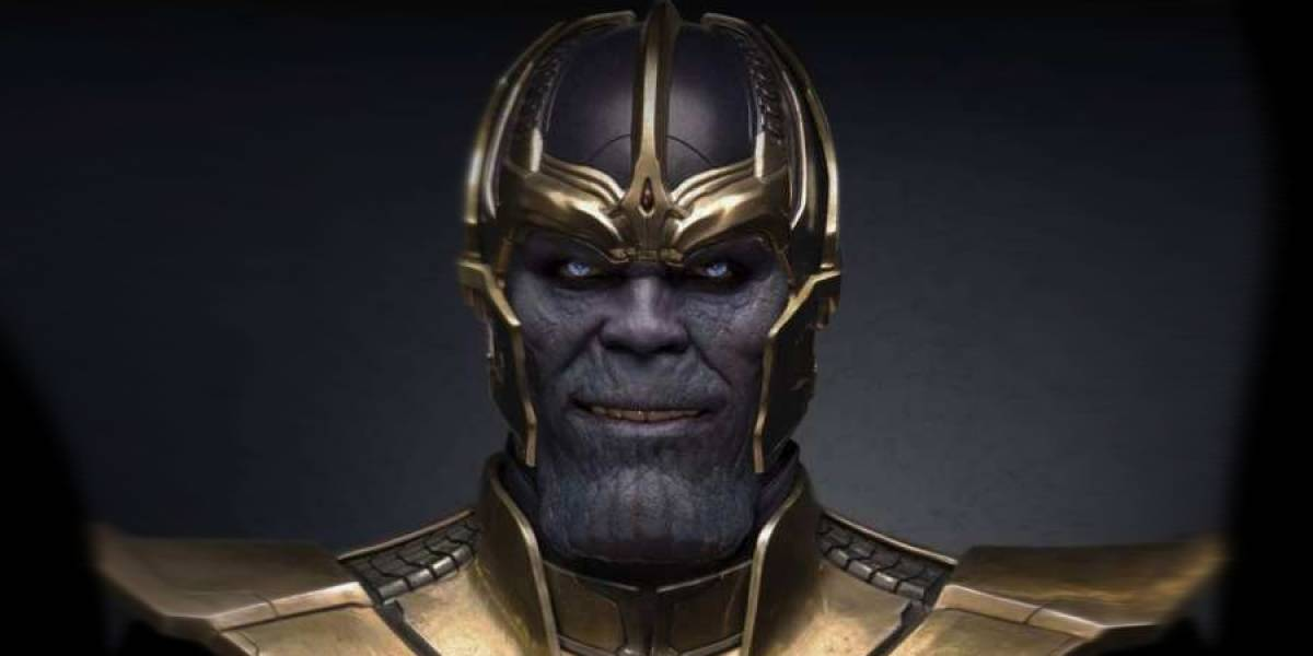 Como en el cómic: así era el diseño original de Thanos para el MCU