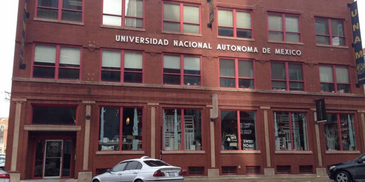 Jóvenes mexicanos buscan estudiar en la UNAM desde EU