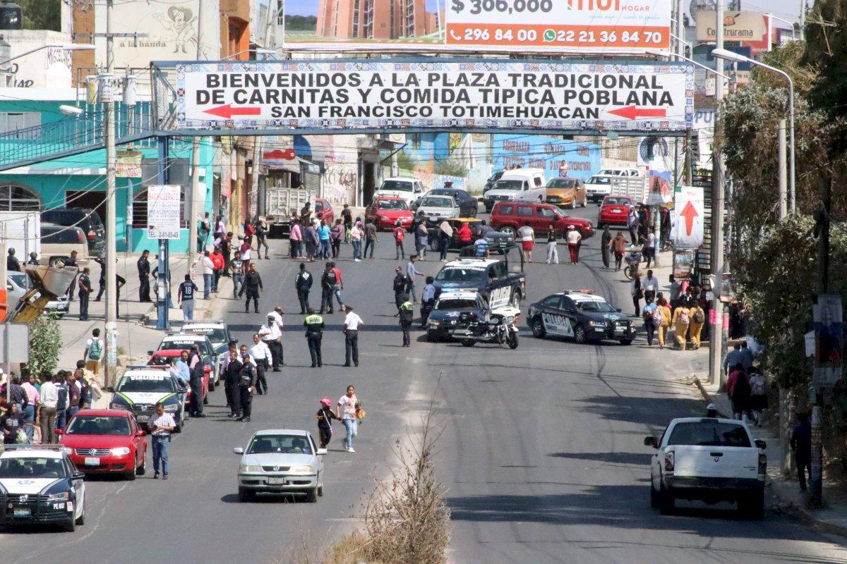 Canoa y Totimehuacan buscan su autonomía