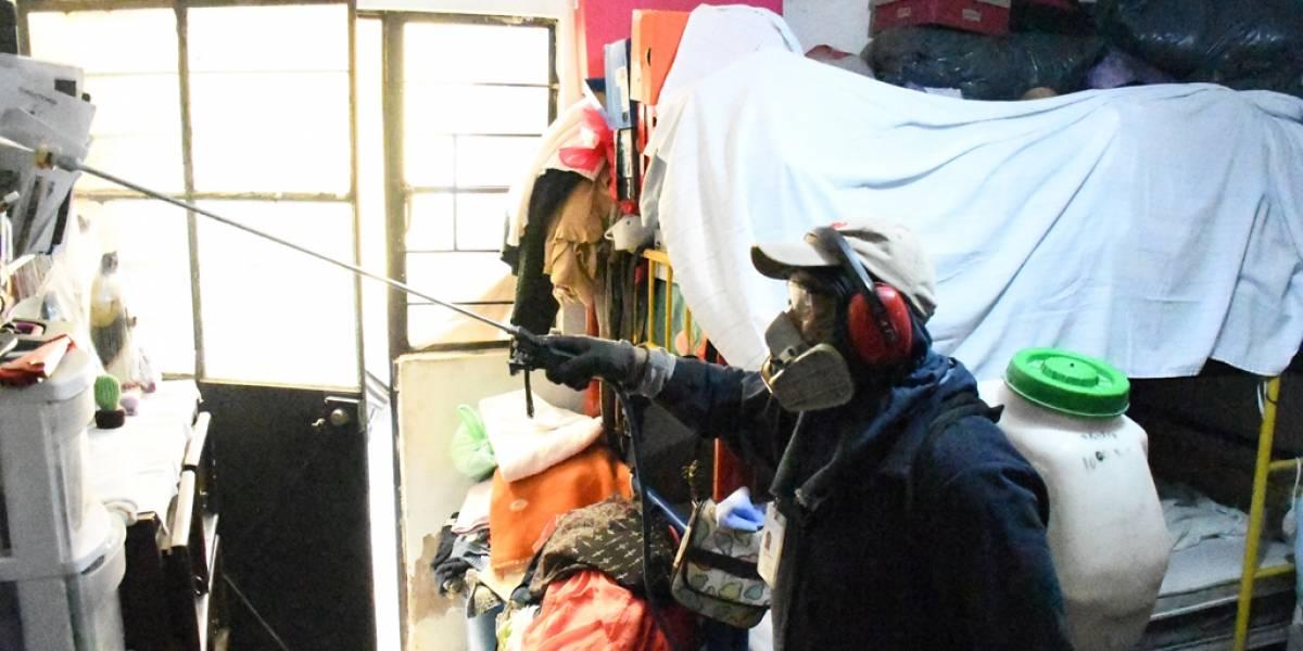 Insecticida usado en Jalisco contra el dengue servía pese a caducidad, afirma Contraloría