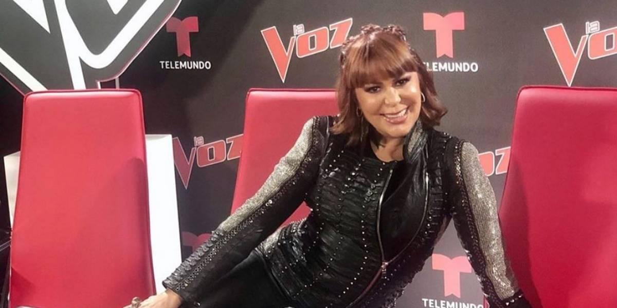 Alejandra Guzmán se somete a otro tratamiento estético y recibe halagos