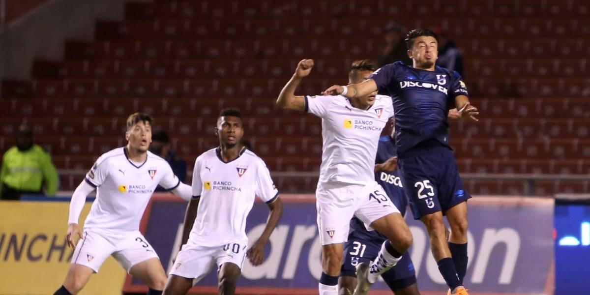 Universidad Católica vs Liga de Quito: El 'Rey de Copas' está en las semifinales de la Liga Pro