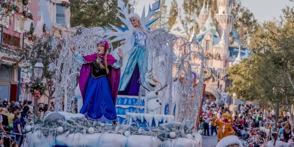 11 formas de vivir la magia de 'Frozen' en Disneyland Resort