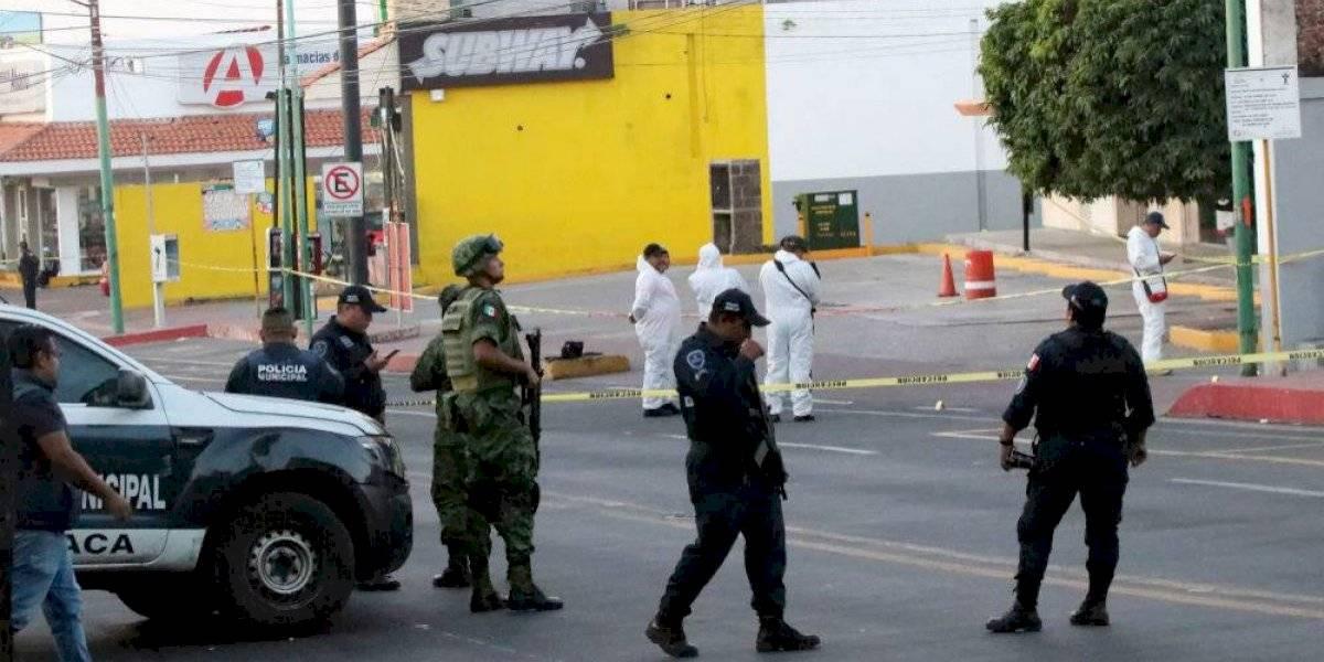 Pavoroso: así se reparten México los narcoterroristas