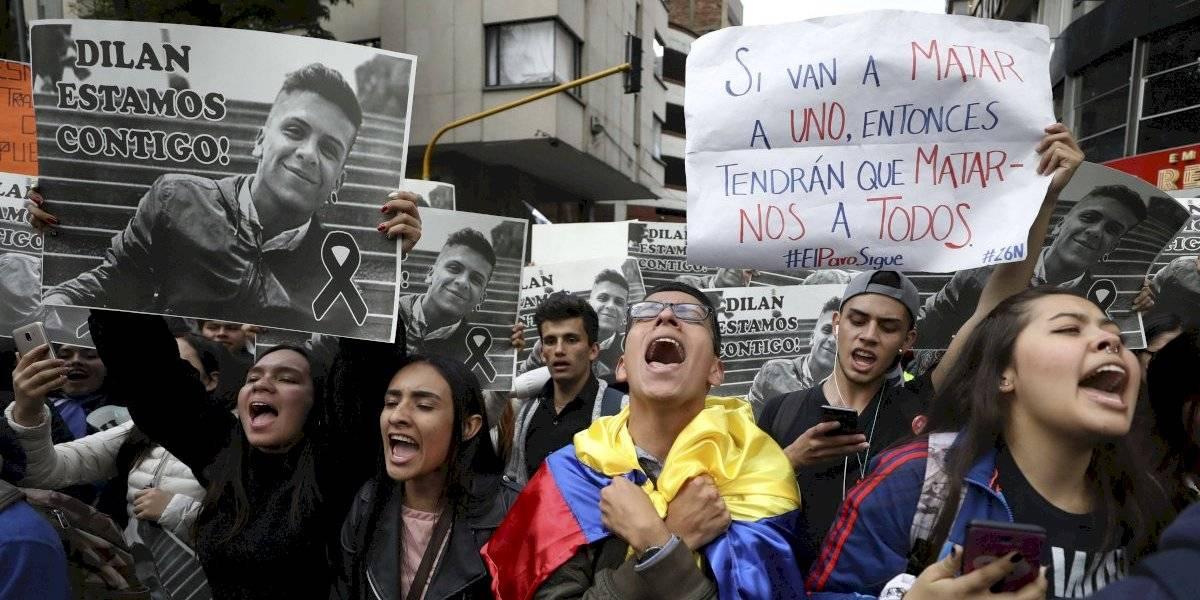 Las medidas con que el presidente de Colombia pretende calmar su estallido social
