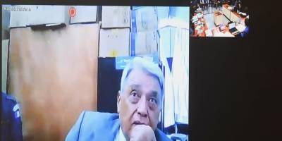 audiencia de Luis Enrique Mendoza García, caso Genocidio