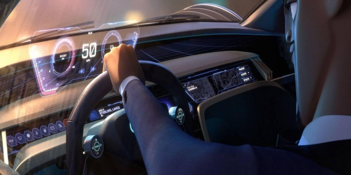 Audi RSQ e-tron, el concept car creado para la película 'Spies in Disguise'