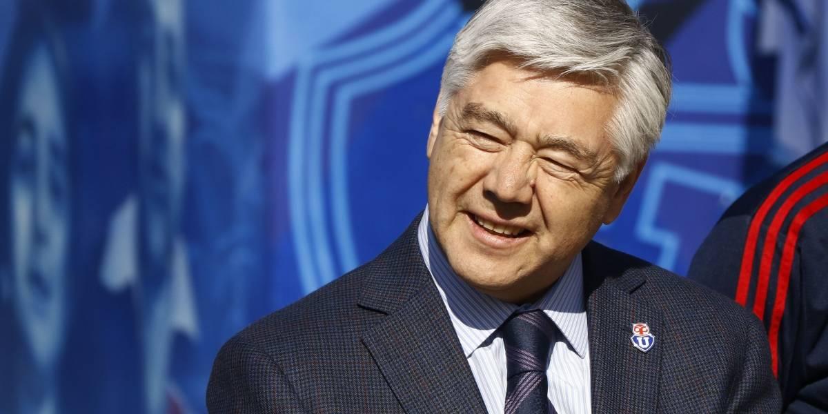 """Presidente de la U y la crisis por el desarrollo del fútbol: """"Las barras están coludidas con los narcos y ellos sólo quieren violencia"""""""
