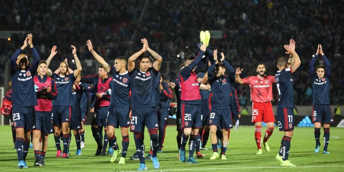 La U quiere jugar la Copa Chile pensando en la Libertadores 2020 y buscará ayuda en la Conmebol de ser necesario