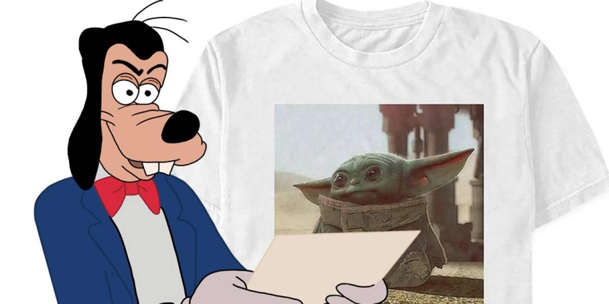 Ofertón: Disney lanza mercancía de Baby Yoda tan cara como cutre