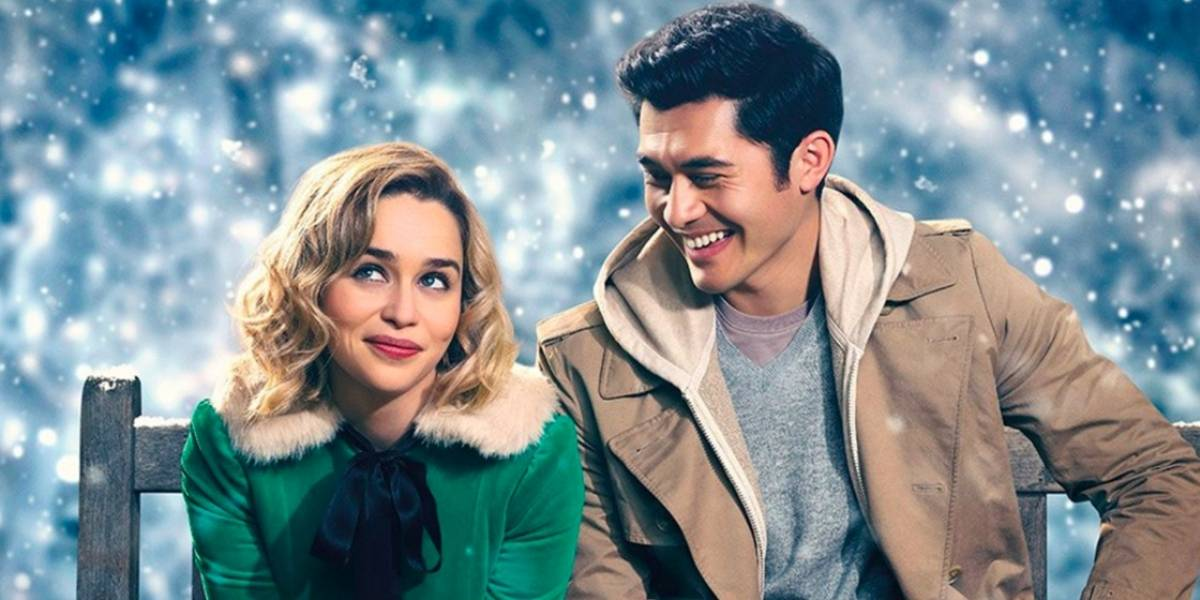 'Last Christmas': una comedia romántica inspirada en la música de George Michael