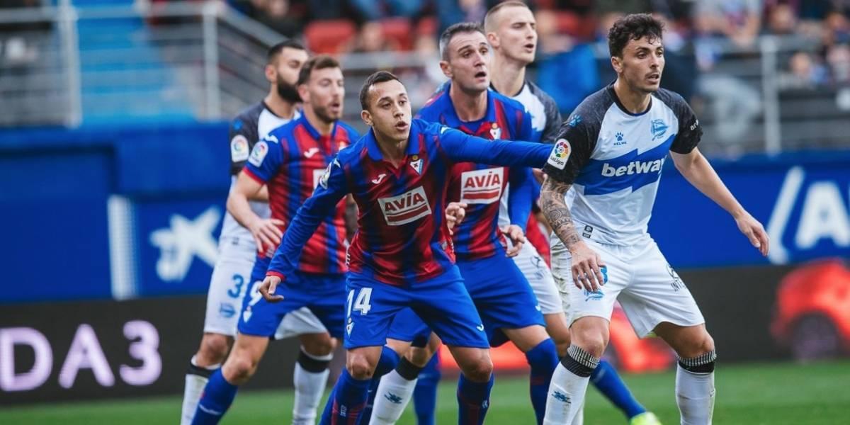 El histórico Fabián Orellana suma otro hito y establece nuevo récord chileno en el fútbol español