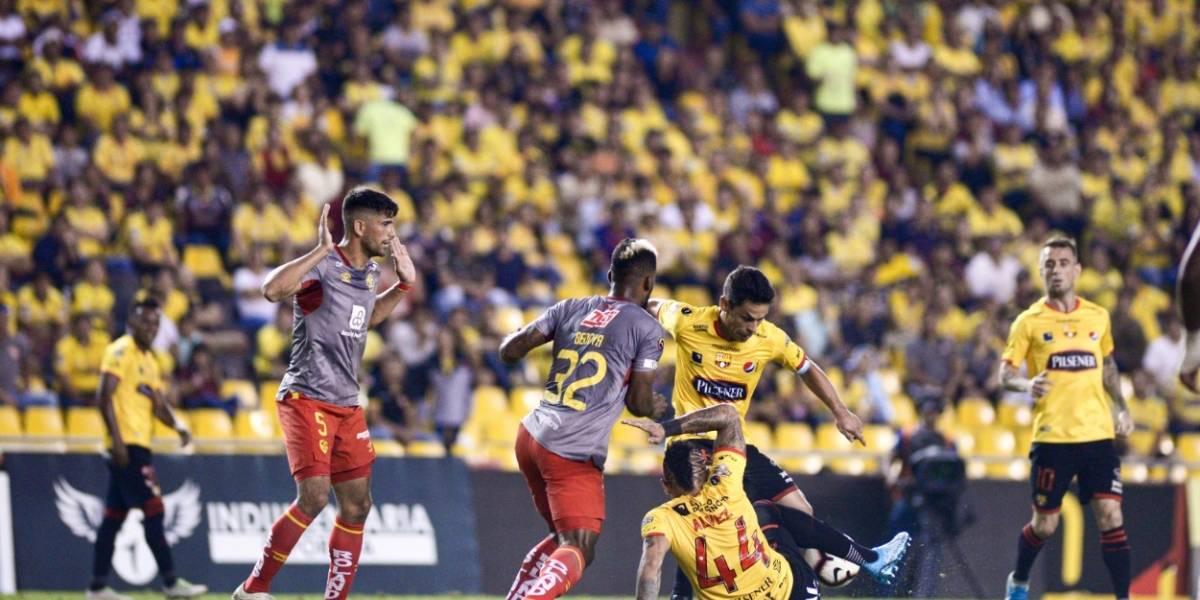 Aucas está en las semifinales de la Liga Pro y será el rival de Liga de Quito