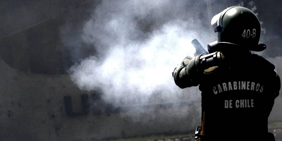 Joven recibió disparo en la pierna por parte de Carabineros durante manifestaciones en Concepción