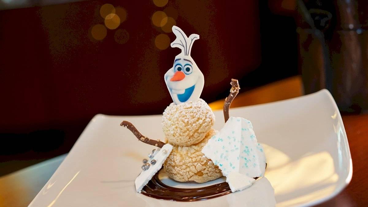 Atracción Frozen en Disneyland