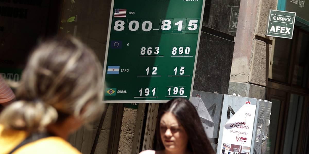 Billete verde sin control: analistas esperan que Banco Central salga a vender sus dólares para bajar el precio
