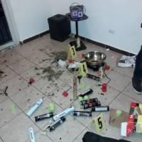 explosión en narcolaboratorio de Villa Nueva