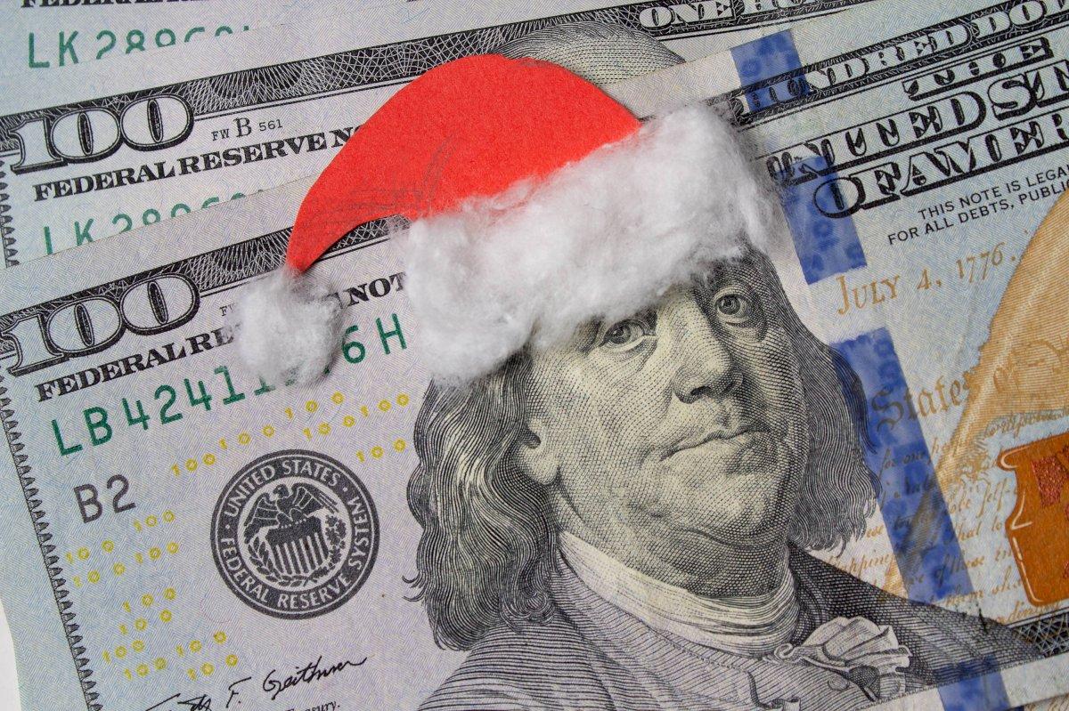 dinero navidad
