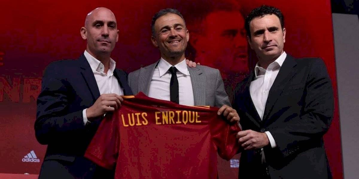 """Luis Enrique en su retorno a la selección de España: """"Robert Moreno fue desleal y no quiero a nadie así en mi staff"""""""