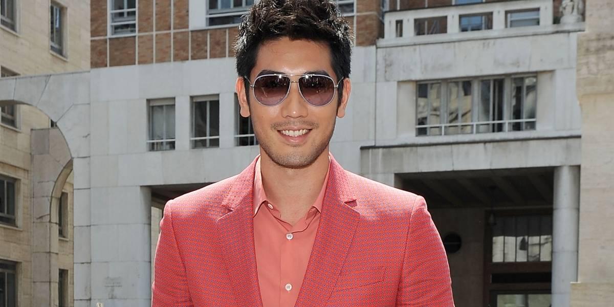 Muere actor y modelo Godfrey Gao durante grabación de programa