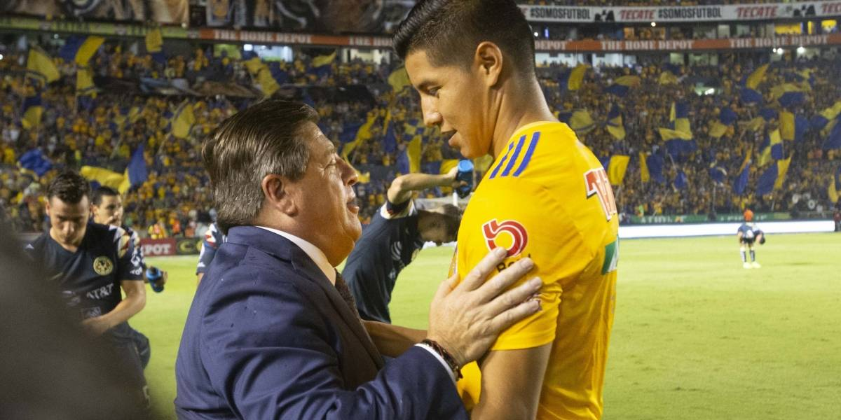 'Si es clásico o no ante Tigres, es cosa de la afición y los medios': 'Piojo' Herrera