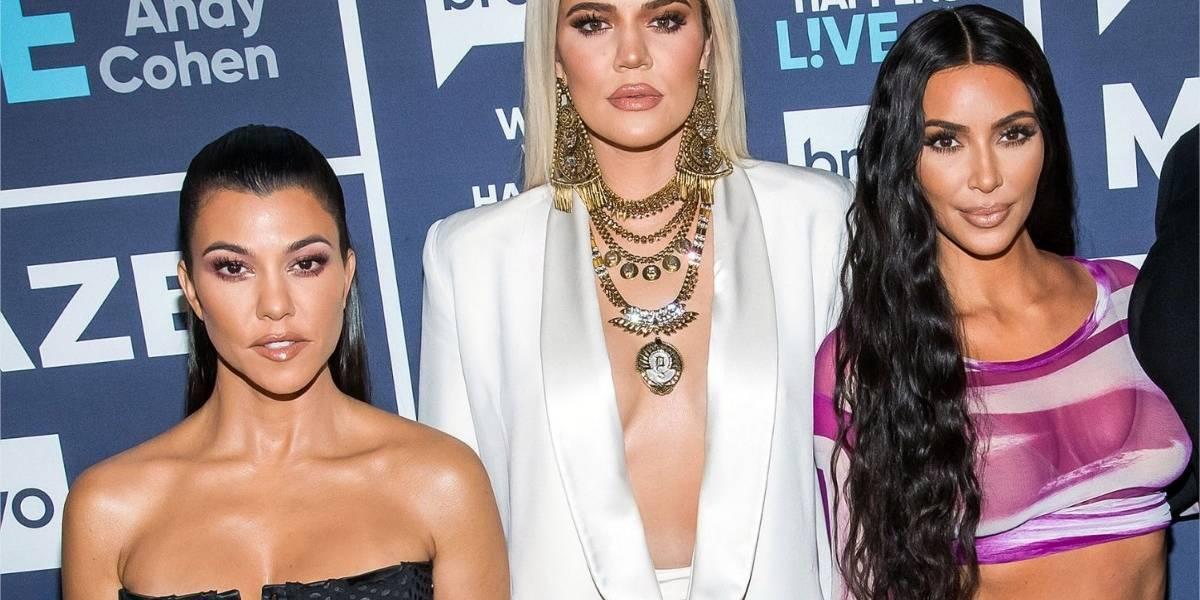 ¿Las Kardashian se dejan ver sin photoshop?