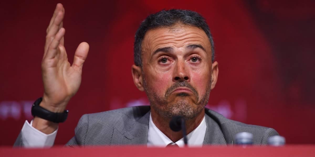 'Moreno fue desleal, le dije que no lo quería en mi staff': Luis Enrique