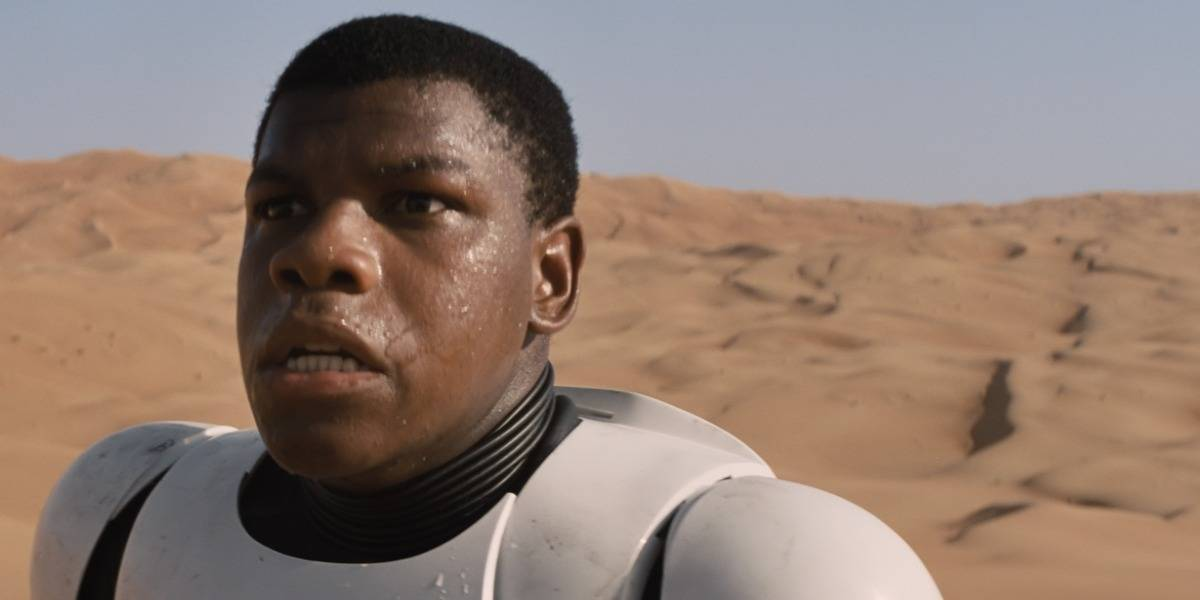 Star Wars: John Boyega por fin habla y critica con todo a The Last Jedi
