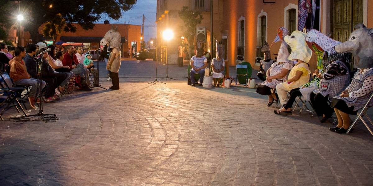 La Muestra Nacional de Teatro, más de 40 años de ser el espejo de México