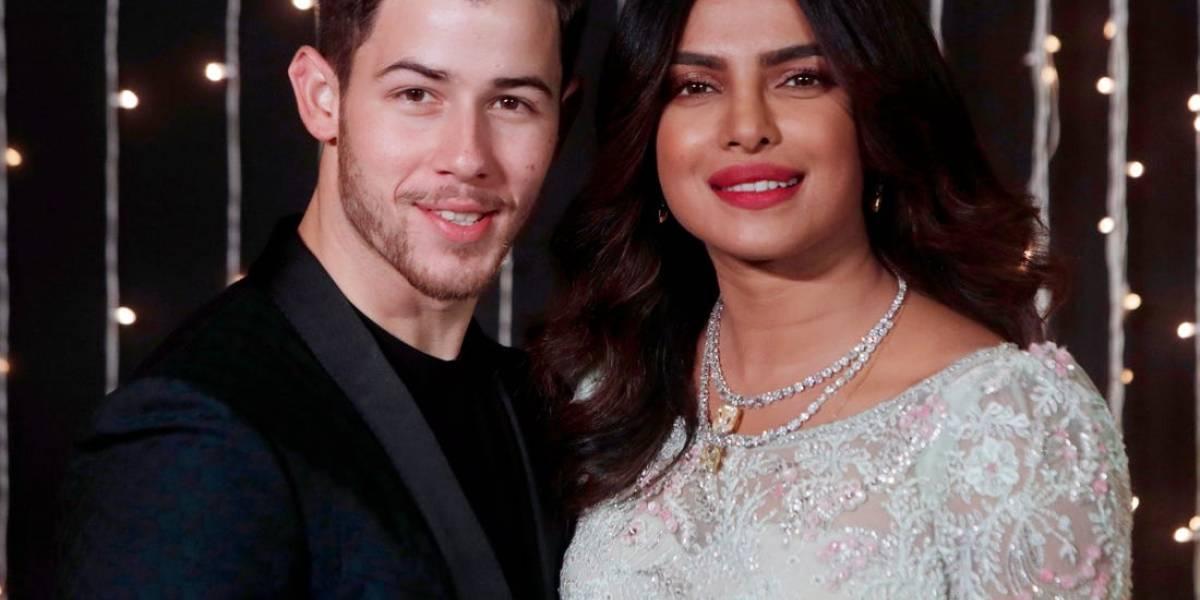 ¡Tierno! Mira el regalo de aniversario que Priyanka Chopra le dio a Nick Jonas